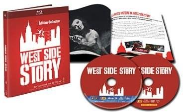 West Side Story (1961) (Collector's Edition, Blu-ray + DVD)