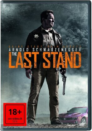The Last Stand - (FSK 18) (2013) (Uncut)