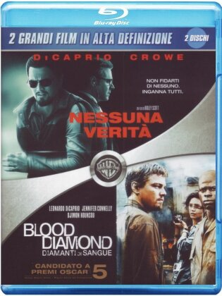 Nessuna verità / Blood Diamond (2 Blu-ray)