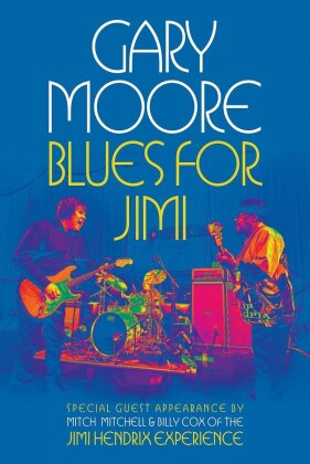 Moore Gary - Blues for Jimi