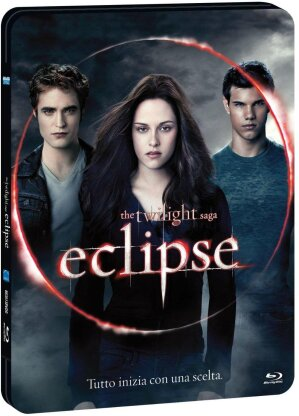 Twilight 3 - Eclipse (2010) (Limited Edition, Steelbook)