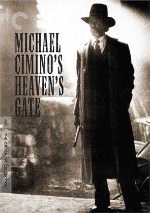 Heaven's Gate (1980) (Criterion Collection, 2 DVD)