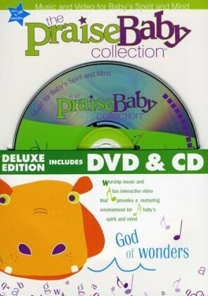 God of Wonders (Deluxe Edition, DVD + CD) - Praise Baby Collection