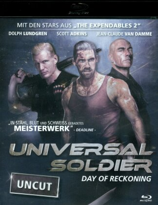 Universal Soldier - Day of Reckoning (2012) (Uncut)