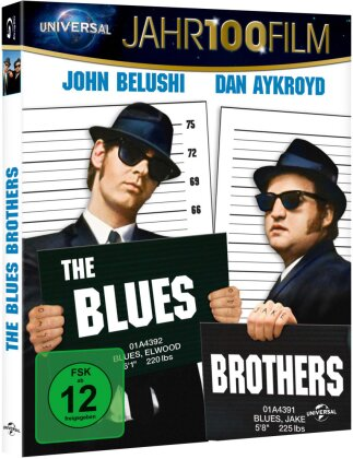 The Blues Brothers (1980) (Jahrhundert-Edition)