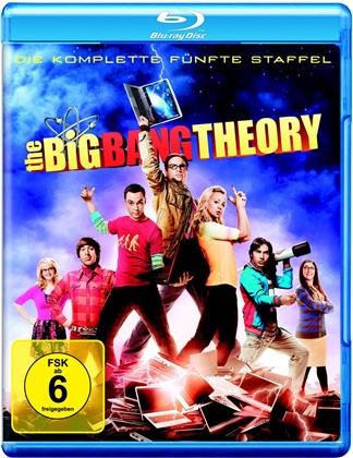 The Big Bang Theory - Staffel 5 (2 Blu-rays)