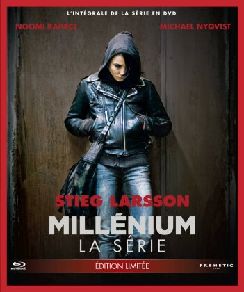 Millénium - La série (Collector's Edition, Director's Cut, 4 Blu-rays)