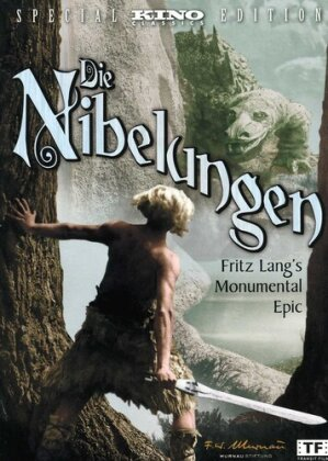 Die Nibelungen (1924) (Deluxe Edition, Remastered, 2 DVDs)