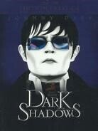 Dark Shadows (2012) (Deluxe Edition, Blu-ray + DVD)