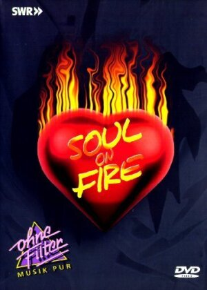 Various Artists - Soul on fire (Ohne Filter)