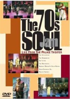 Various Artists - 70's soul jam - Live from the Palace Theater