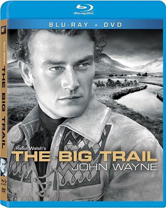 The Big Trail (1930) (s/w, Blu-ray + DVD)