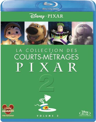 La collection des courts-métrages Pixar - Vol. 2