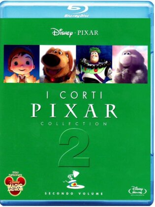 I corti Pixar Collection - Vol. 2