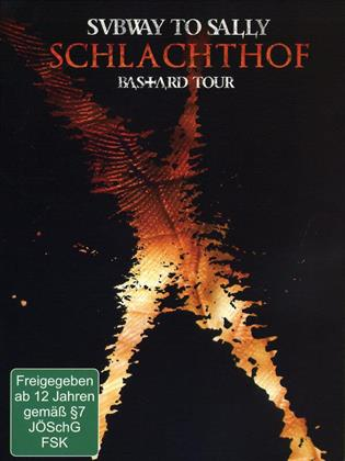 Subway To Sally - Schlachthof - Bastard Tour Live (Limited Edition, DVD + CD)