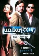 Underbelly - The Trilogy (Uncut, 12 DVD)