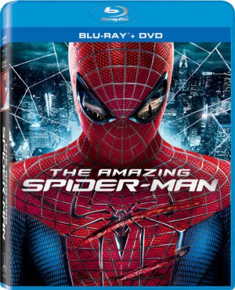 The Amazing Spider-Man (2012) (Blu-ray + DVD)