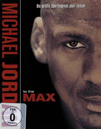 Michael Jordan to the Max (Steelbook)
