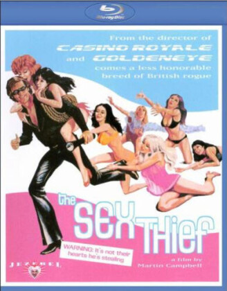 The Sex Thief (1974) (Remastered)