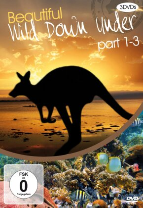 Beautiful wild down under - Part 1-3 (3 DVDs)