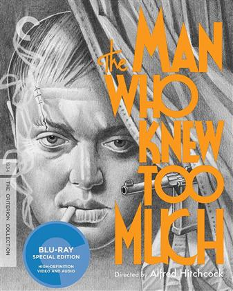 The Man who knew too much (1934) (s/w, Criterion Collection)