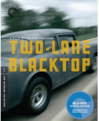 Two-Lane Blacktop (1971) (Criterion Collection)