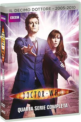 Doctor Who - Stagione 4 (BBC, 6 DVD)