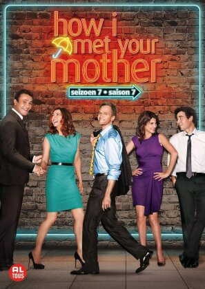 How I Met Your Mother - Saison 7 (3 DVDs)