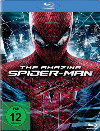 The Amazing Spider-Man (2012) (2 Blu-rays)
