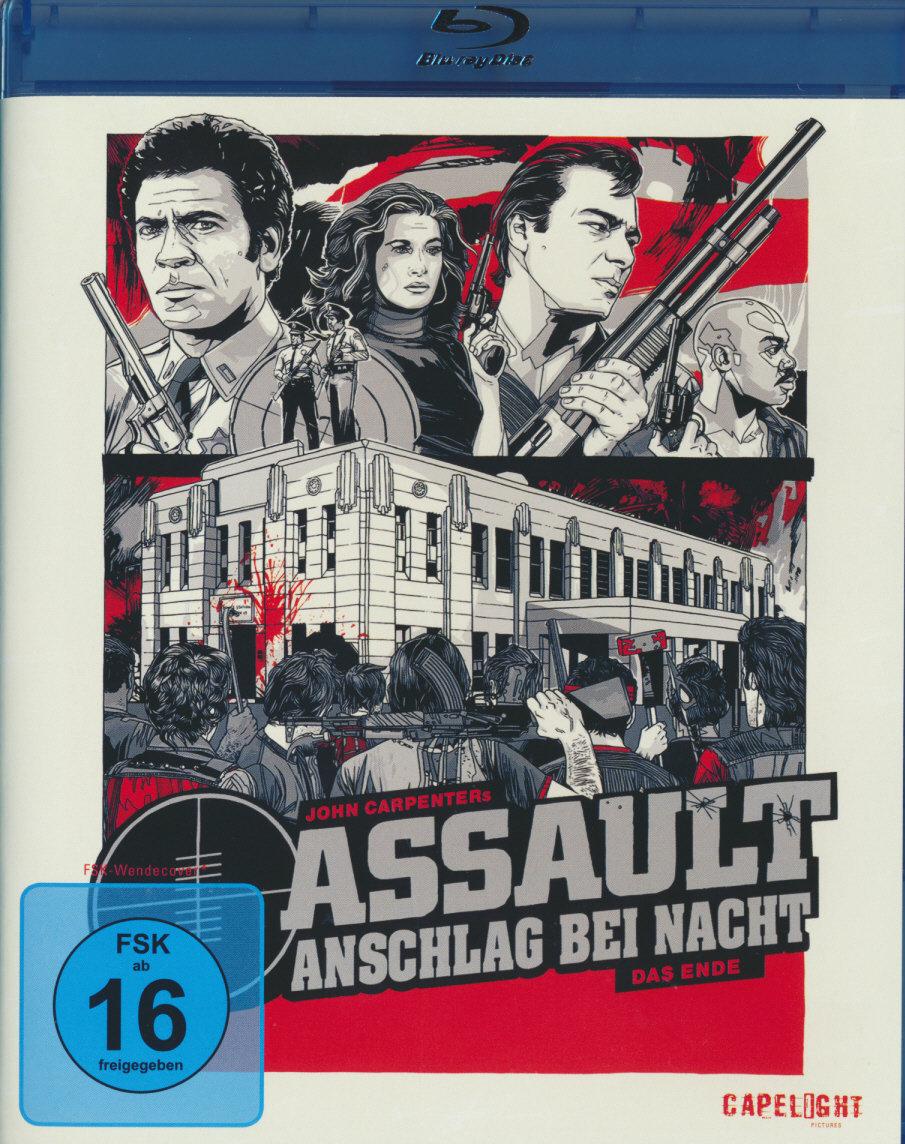 Assault - Anschlag bei Nacht - Das Ende (1976)