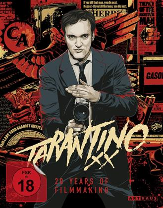 Tarantino XX - Quentin - Tarantino 20 Years of Filmmaking (9 Blu-rays)