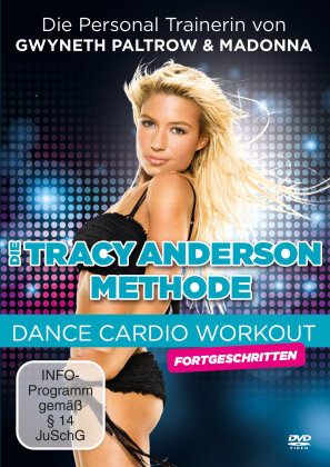 Die Tracy Anderson Methode - Dance Cardio Workout - Fortgeschritten