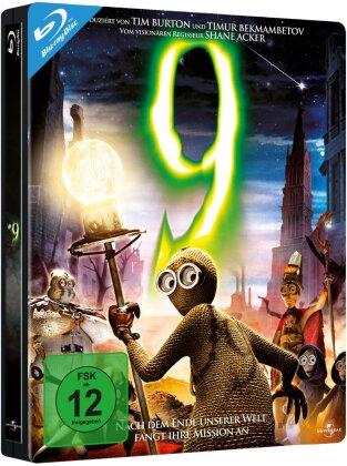 # 9 (2009) (Limited Edition, Steelbook)