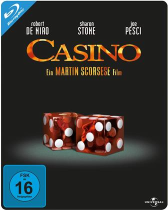 Casino (1995) (Limited Edition, Steelbook)