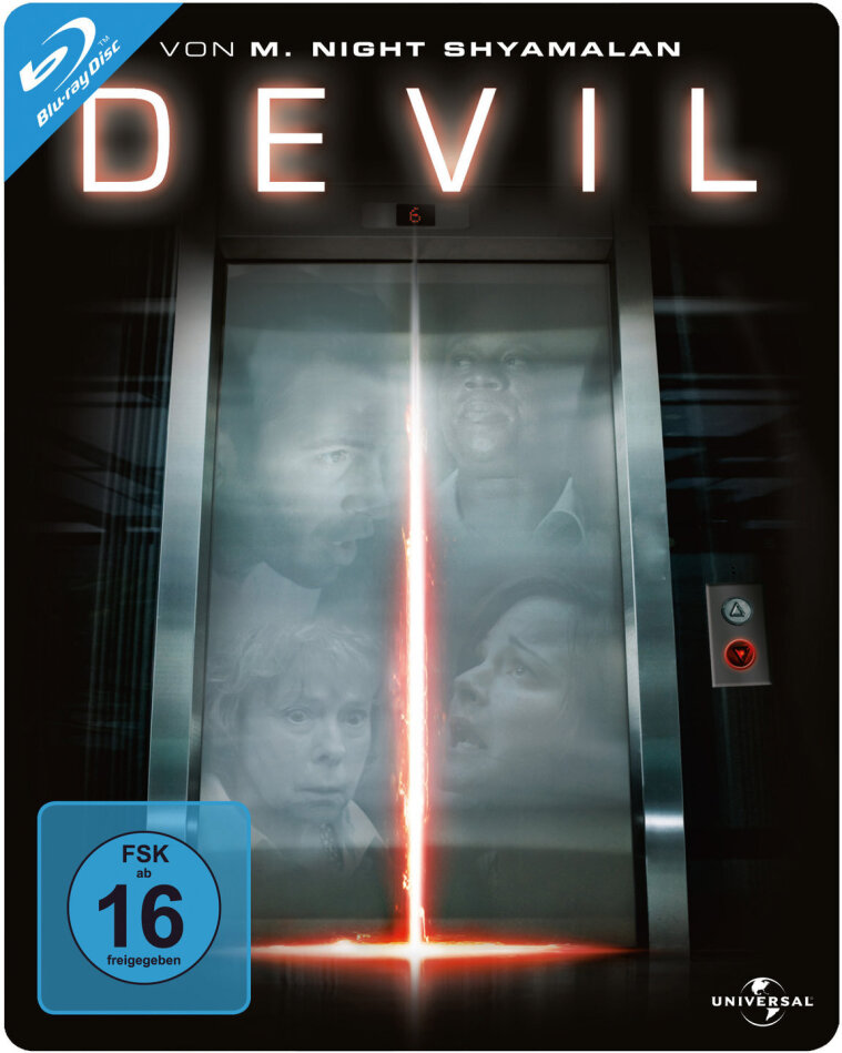 Devil (2010) (Limited Edition, Steelbook)