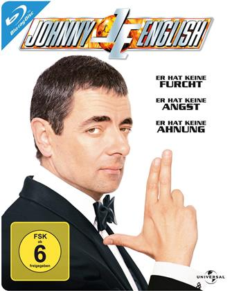 Johnny English (2003) (Limited Edition, Steelbook)