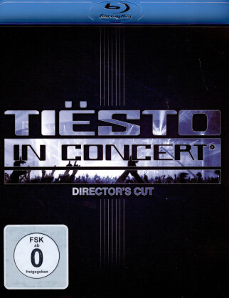 Dj Tiesto - In Concert - Director's Cut