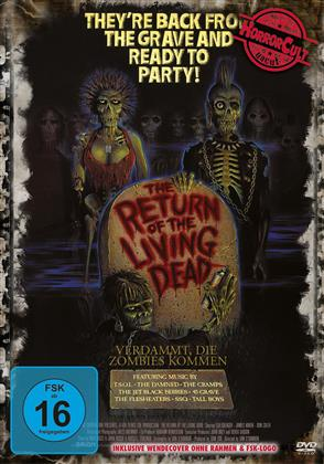 The Return of the Living Dead - Verdammt, die Zombies kommen (1985) (Horror Cult Edition)