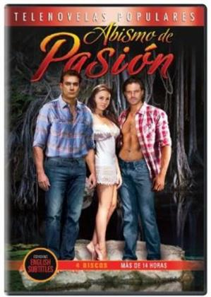 Abismo de pasión - The Love Abyss (4 DVDs)