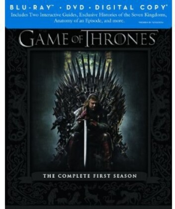 Game of Thrones - Season 1 (Limited Edition, 5 Blu-rays + DVD)