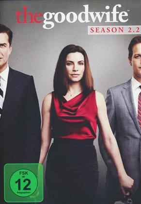 The Good Wife - Staffel 2.2 (Repackaged, 3 DVDs)