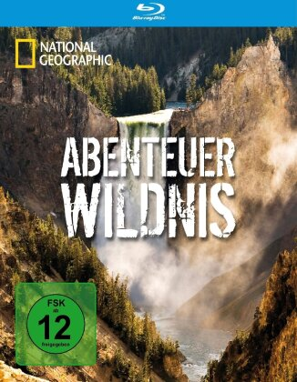 National Geographic - Abenteuer Wildnis (2 Blu-ray)