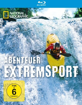 National Geographic - Abenteuer Extremsport 1 & 2 (2 Blu-ray)