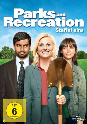 Parks and Recreation - Staffel 1 (2 DVD)