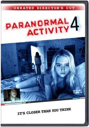 Paranormal Activity 4 (2012) (Unrated)