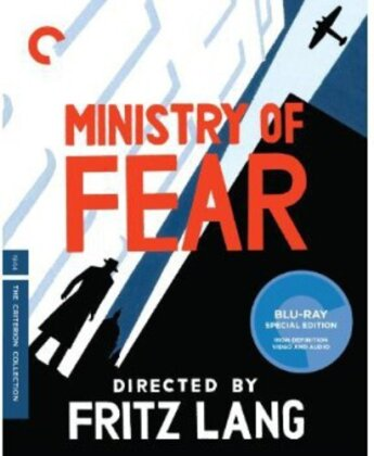 Ministry of Fear (1944) (s/w, Criterion Collection)