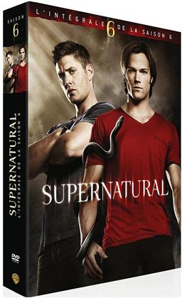 Supernatural - Saison 6 (6 DVDs)