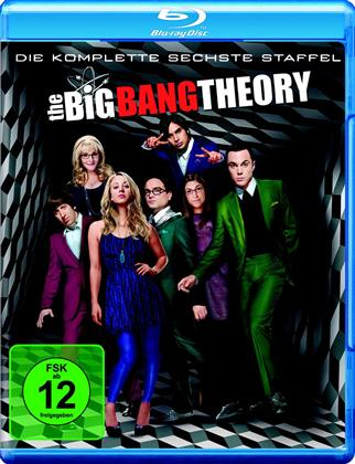 The Big Bang Theory - Staffel 6 (2 Blu-rays)