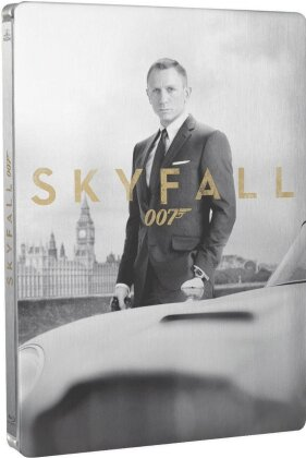 James Bond: Skyfall (2012) (Edizione Limitata, Steelbook)