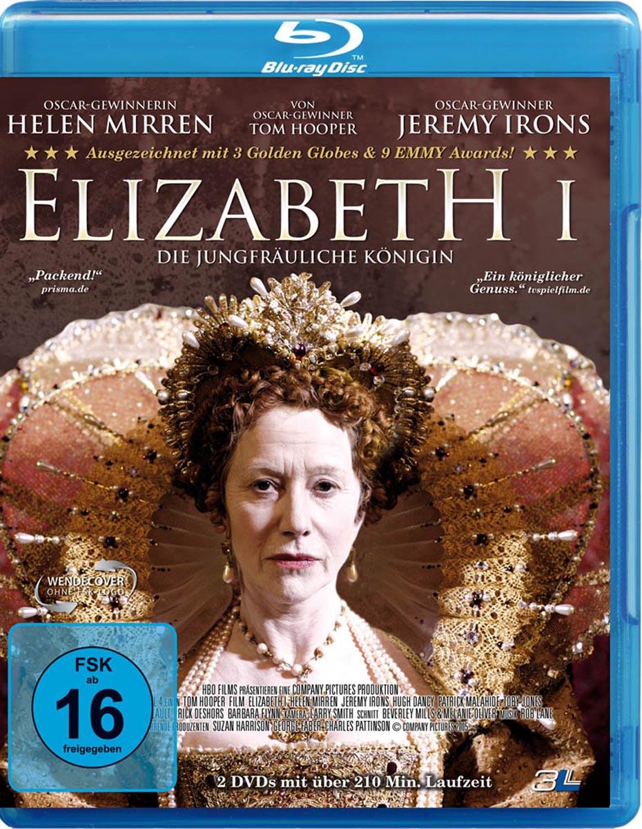 Elizabeth I - Die jungfräuliche Königin